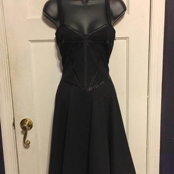 Andrew Marc Dresses & Skirts - MARC NEW YORK Andrew Marc Black Strappy Dress.